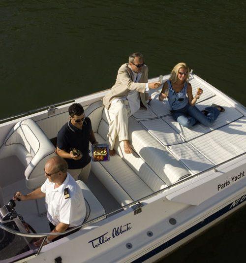 Black Jack - Paris Yacht Limousine