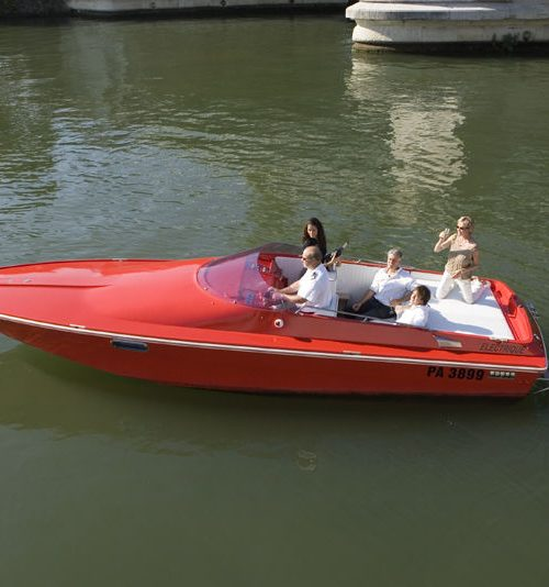 Tom Cat - Paris Yacht Limousine